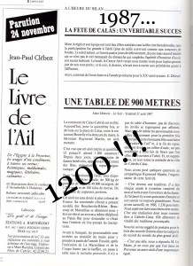 n° 40 1987 Aioli 1 copie